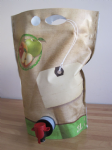 3 Litre Cider / Beer Pouch